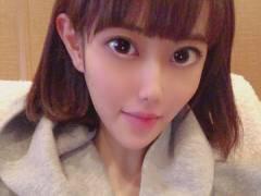 西潟茉莉奈「加工アプリで目とか鼻とか全部Maxにしたらとんでもないことになった笑」← 宮脇咲良にそっくりwww