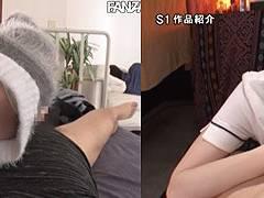 橋本ありなちゃんが主観映像で淫語手コキ!可愛さ満点多幸感のコキコキ陰茎マッサージ