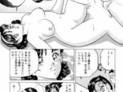無料えろ漫画 セクシーカメラマンVSプロレスラーがリング上で濃厚に絡み合うエロ漫画