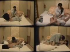 「風邪引かないですか?」栃木の温泉街で浴衣からハミ出した勃起チ○ポが気になる美人マッサージ師