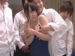 親友の彼氏の告白を断った女子校生が逆恨みで輪姦レイプ地獄に落とされる! 大島美緒