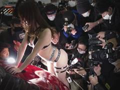 東京オートサロン2020!カメコのエロ目線がとらえたコンパニオンさんの高画質な画像、前編!