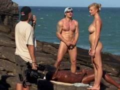 【エロ画像】ガチでオープンすぎる海外ポルノの撮影現場の風景がこちら。(21枚)