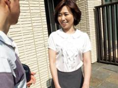昔から憧れだった五十路の叔母に久々に会ったらいやらしい痴女になってたw 高坂紀子