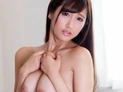 【榎本美咲】可愛くて美巨乳の人妻が性欲開放セックスで濃厚中出し