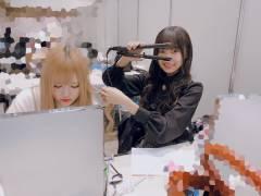 【画像】SKEのヘアメイクさんが可愛い件wwwww