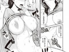 【エロ漫画】「生おち○ぽすごくいぃぃぃ」義弟との不貞行為に堕ちる女