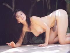 【杉本彩fc-2 画像】エロテロリスト杉本彩さんが淑女の色気を大胆にも披露したヘアヌード写真集を入手したぞ~~~