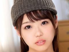 穂高ひな スレンダー美巨乳のAV女優画像