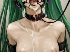 ★【SMプレイ】拘束され性的な悪戯をされ快楽に悶えてる女の子のエロ画像