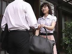 市川まさみ 欲求不満な人妻が旦那の借金を理由に上司に迫られNTR不倫セックスの虜になってしまう!
