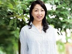 町山淳子 高身長にヒップ105cmの巨尻人妻(五十路)が初撮りセックスでオンナを見せる!