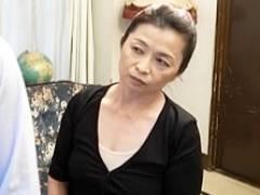 六十路の母親が息子に犯され完熟ボディをレ○プされてしまう! 遠田恵未