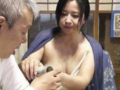 【ヘンリー塚本】ムショ帰りの夫がぽっちゃり妻と娘との親子丼セックス! 倉本雪音