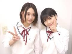 【画像】ショートカットの小畑優奈ちゃんやっぱり可愛い( ´∀`)wwwwww