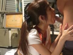 【石原莉奈】盗撮カメラが捉えた美人キャスターの生々しい姿!!