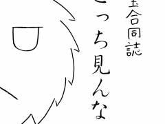 ※非エロ【東方】毛玉合同誌「こっちみんな」【同人誌】