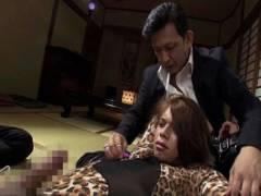 凛花アナスタシア 長身女スパイはデカマラを持ったニューハーフ!全身タイツからちんぽを出されて凌辱