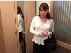【おっぱい】三島奈津子・とてもエロい爆乳劇場、Iカップで108cmです!デリヘルを呼んだらデカパイすぎる従姉妹がきました。