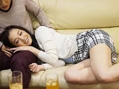 「二人だけの秘密ね♥」スレンダーでキレイな義母が娘婿を寝取る! 水原梨花