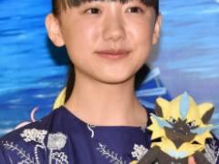 """14歳の芦田愛菜さんが、""""芦田愛菜""""似AV女優""""姫川ゆうな""""に似てきた気がする。"""