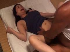 笹倉杏 巨乳ムチムチ人妻がおマンコ奥まで突かれて何度も絶頂濃厚キス不倫SEX