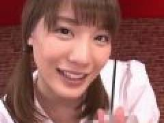 【鈴村あいり】ツインテールの美少女が、主観で淫語を言いながらチ○ポを優しく手コキ