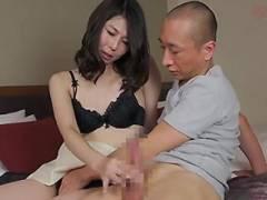 熟女妻が恥じらうセンズリ鑑賞11 part6