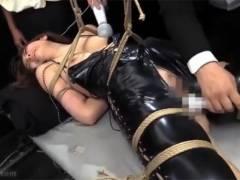 【エロ動画】潜入捜査官の理性が消し飛ぶほどにヤバい激イカセ拷問!