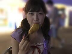【過激画像】横島亜衿がナイトプールで水着ショットを披露wwwwww
