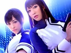 【小早川怜子 春原未来】「監獄戦艦」人気PCゲームの実写化