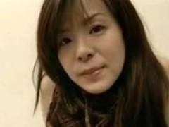 ◆無修正◆可愛らしい顔してエッチな奥様と
