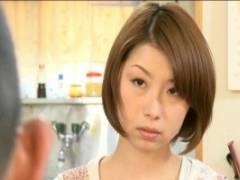 加藤ツバキ 義父のたくましい男根におねだり誘惑するエロすぎる嫁の発情潮吹き