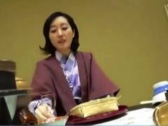 【島津亜澄】浴衣がよく似合う美人奥さまと不倫旅行!