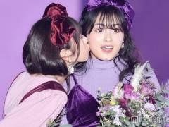 【過激動画】与田ちゃん、桃子の可愛すぎるキスをご覧下さい!!