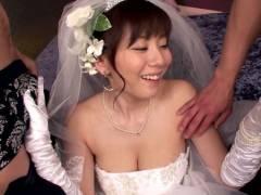 麻美ゆま「いつか花嫁になれたら…高望みはしません」