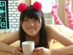 【ロリ】黒髪美少女 春日彩香ちゃんのプリケツ満載イメージビデオ!