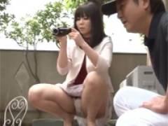 城崎桐子 息子さんゴルフの筋はイイですね!次は奥さんの湿った丸見えパンツが気になるので…