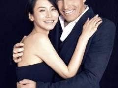 渡部篤郎に捨てられた中谷美紀(42)が何処のどいつか知らないドイツ人と交配2年でズッ婚バッ婚