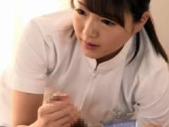 隠れSな美女ナースが童貞の包茎患者に指導しながら皮剥き治療&性交による早漏治療