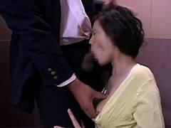 一ノ瀬アメリ 若妻が医師に乱暴されてイカされたのをきっかけに寝取られて中出し!