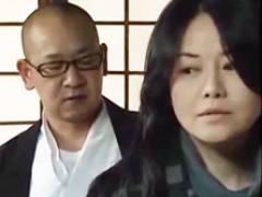 【ヘンリー塚本】「ぶっといの突き刺して!」和尚と出来てる人妻 浅井舞香