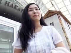 【人妻不倫旅行】博多美人の奥さんと二人っきりのハメ撮り温泉旅行 北川美緒
