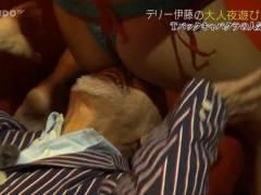 スッキリ!!クビになったテリー伊藤がTバックキャバクラの顔面騎乗でスッキリ!!