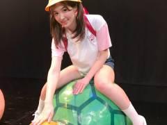 【二度ある事は…】「やりきった」葉加瀬マイ(31)グラビア卒業(4年振り2回目)
