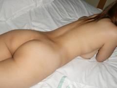 【女体フェチ画像】舌を這わせてみたい…後ろ姿も素晴らしい女の裸体!