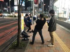 【悲報】AV、普通に街中で撮影していたww