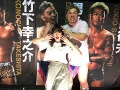 【朗報】なーにゃこと大和田南那、プロレスに参戦wwwwww
