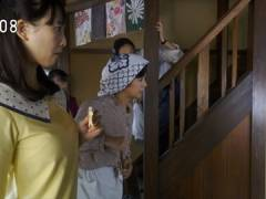 松井玲奈さん、胸元がパツンパツンになってしまう。