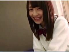 【土屋あさみ】アイドル顔の可愛い美少女!ラブホテルで円光でヤリまくりです!